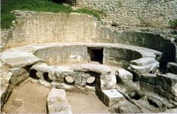 Le castellum