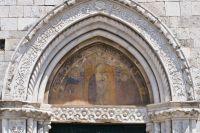 Porte de la Chappelle de Sant'Agostino