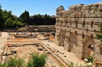 musée archéologique de Nice