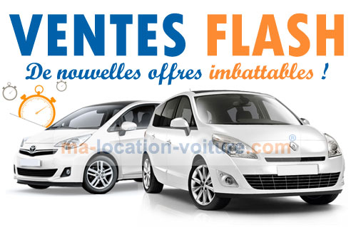 les ventes flash arrivent sur ma location blog location voiture. Black Bedroom Furniture Sets. Home Design Ideas