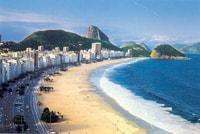 Copacabana Brésil