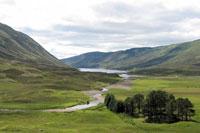 Location voiture Highlands