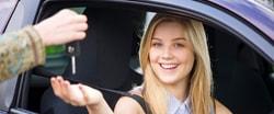 Location voiture pour jeune conducteur