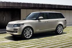 location voiture Range Rover