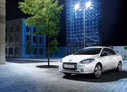 Renault Fluence en location