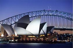 location voiture Sydney