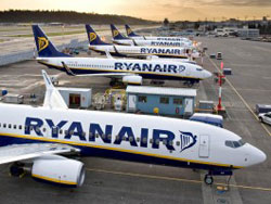 location voiture Ryanair