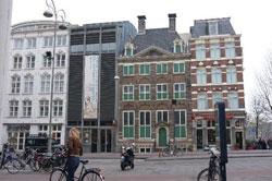 la maison de Rembrandt
