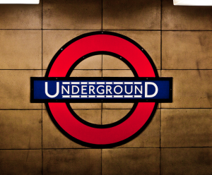 metro aeroport Londres