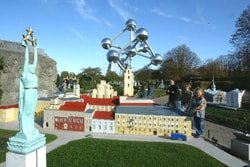 Le parc Mini Europe
