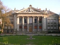 Le muséum d'histoire naturelle de Nantes