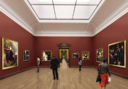 Le National Gallery de Dublin