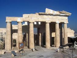 Propylées Athènes