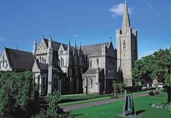 La cathédrale Saint-Patrick de Dublin