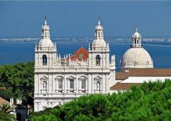 Le monastère de São Vicente de Fora