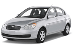 Location Hyundai accent