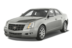 Location Cadillac cts sedan