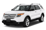 Location Ford explorer