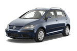 Location VolksWagen golf plus