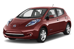 Location Nissan leaf