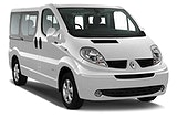 Location minibus 9 places Palerme Airport