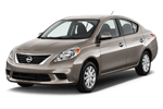 Location Nissan versa