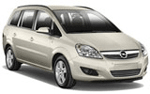 Location Opel zafira