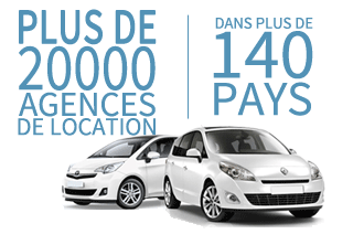 location voiture Europe
